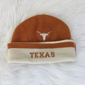 Nike Texas Longhorns Reversible Knit Beanie Hat